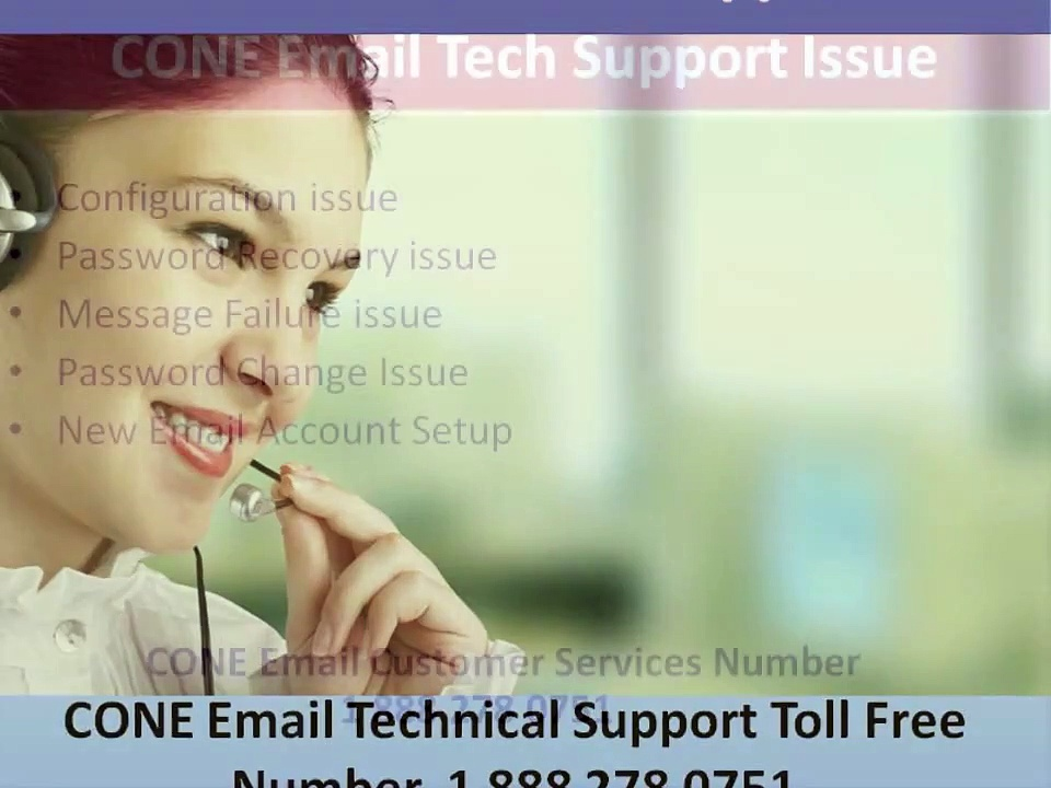 Cone Email Tech Customer Support Phone Number