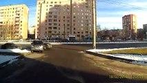 Première leçon de conduite (Russie)