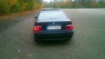 BMW e36 328i Eisenmann Auspuffanlage & Magnaflow Rennkat