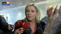 """""""Hauts-de-France"""": """"C'est faire fi de l'histoire de nos territoires"""", critique Marine Le Pen"""