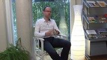 N°50 - Michaël Fayaud - cofondateur d'Urbasense. Start up spécialisée dans la collecte et le traitement automatisé de données environnementales : sols, eaux, faune, flore