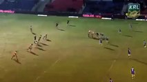 Chris Sandow Drop Goal to win on the hooter! Salford 30 - 31 Warrington (FULL HD)