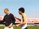 Joga bonito - billy ronaldo zlatan and ronaldinio