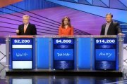Wolf Blitzer FAILING on Celebrity Jeopardy - Highlights