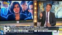"""Loi Travail: """"C'est une vraie réforme à l'envers que nous sommes en train de vivre"""", François Asselin - 14/03"""