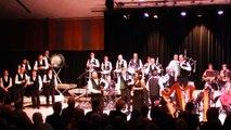 Bagad Avel Mor et orchestre symphonique Montbard-Longvic - Water is wide
