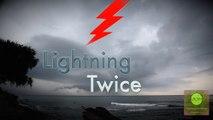 """Lightning Twice, Ultra Short (Сверх короткометражный фильм """"Молния дважды"""") [2016]"""