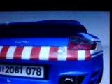 FORZA  2 motorsport porche gendarmerie 2007 xbox 360 xbox