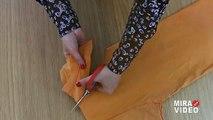 Como Transformar uma Camisola numa Bolsa em 2 Minutos e sem coser