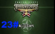 Panzer Corps- Allied Corps Cobra 1 August 1944 # 23