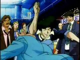 Spike AMV- staying alive-the beegees