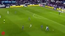 Paulo Dybala Amazing Goal - Juventus vs Sassuolo 1-0 l Match Serie A 11-03-2016