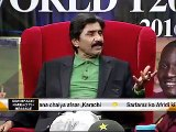 Javed Miandad (After Anchors) Badly Cursing Shahid Afridi for his Statement in India