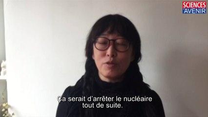 Rencontre avec une habitante de Fukushima