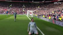 Manchester United 1-4 Liverpool - 2009