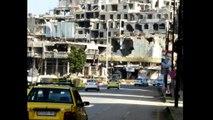 Retour à Homs, ex bastion de la révolution syrienne