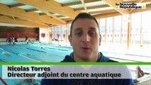 VIDÉO. Joué-lès-Tours : premières brasses au nouveau centre aquatique