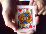 Truco de magia - 4 card trick
