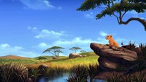 The Lion King 2 Simba's Pride - Kiara Timon and Pumbaa HD