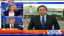 Unos 20 minutos después de cerrar centros electorales en Florida se conocerán los resultados