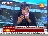Waseem Akram Badly Laughing On Indian Anchor Making Fun Of Javed Miandad