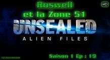 Ovni Alien Files S01 E19 Roswell et la Zone 51