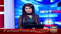 Ary News Headlines 10 March 2016 , Mustafa Kamal Took Another 2 Wickets Of MQM