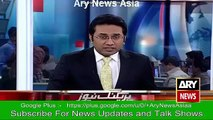 Live Mustafa Kamal Press Conference Against MQM - Ary News Headlines 15 March 2016 -