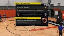 NBA 2K16 gym rat badge