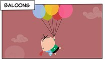 Baloons (T01E11) | Mônica Toy