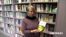 Chronique - Conseils de lecture - 7 mars 2016
