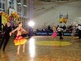 Turniej tańca-Optis-Białystok-24.11.2012