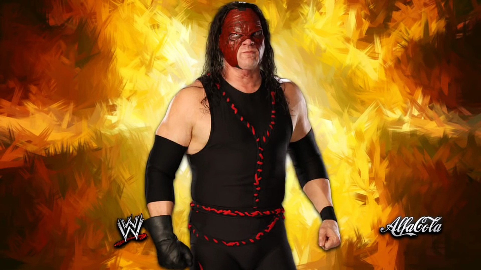 Wwe Kane Veil Of Fire Theme Song 2014 Video Dailymotion