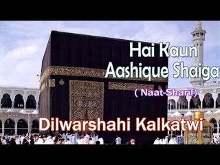 New Naat Sharif || Hai Kaun Aashique Shaiga || Dilwarsahi Kalkatwi [HD]
