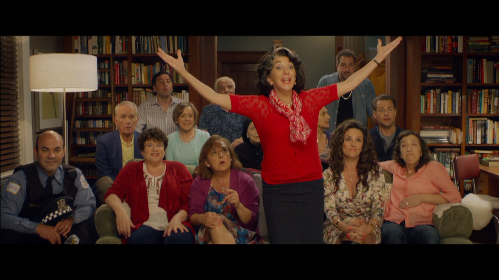 Nia Vardalos, John Corbett In 'My Big Fat Greek Wedding 2' Funny Clip
