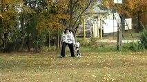 """30.10.2011 Agility training  Chinese Crested Dog """"FIJI"""""""