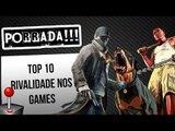 AS 10 MAIORES RIVALIDADES NOS GAMES   Ei Nerd