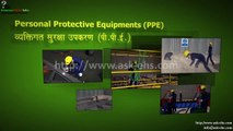 Safety Induction Personal Protective Equipment (PPE)