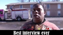 Best Interview EVER Hilarious response of Michelle Dobyne