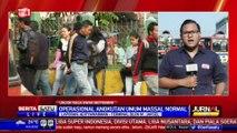 Angkutan Umum Massal di Jakarta Sudah Beroperasi Normal