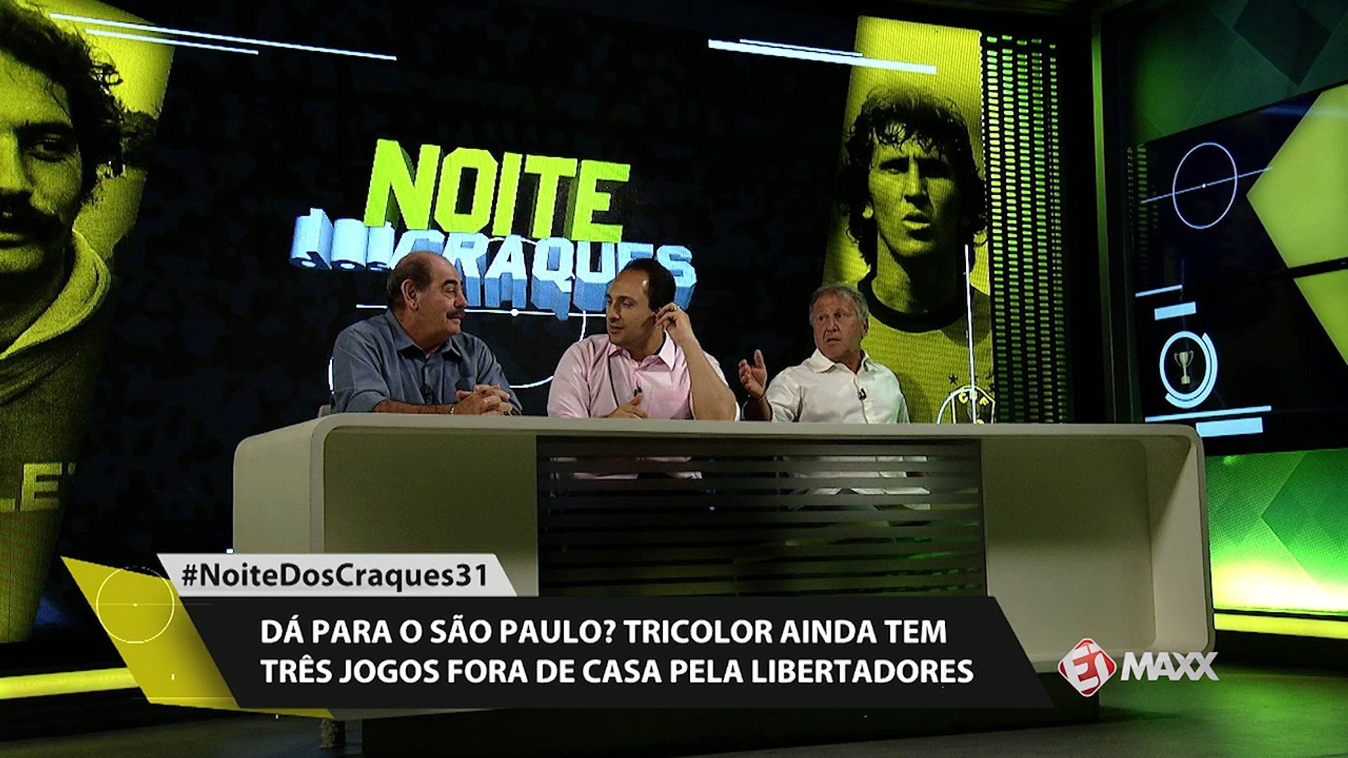Rivellino, sobre o São Paulo: