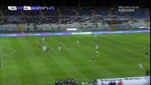 Gianluca Lapadula Goal Pescara Calcio 1 1 Vicenza Calcio Italy Serie B
