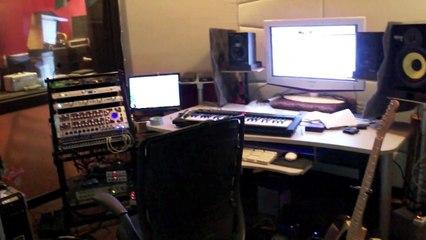 STUBBORN NEW ALBUM : DRUM SESSION by Suthiti