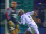 Auxerre - Guingamp (2-0) Djibril Cissé