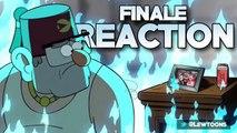 Gravity Falls Finale Reaction & Discussion ( Weirdmageddon pt.3 )