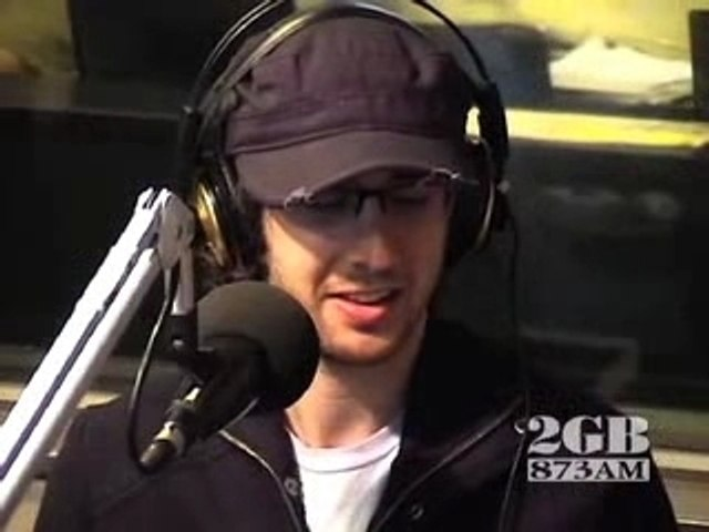 Josh Groban - On radio 2GB