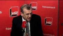 """François Villeroy de Galhau : """"L'inflation n'est pas suffisante"""""""