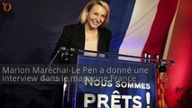 Marion Maréchal-Le Pen tend la main à Guaino, de Villiers et Ciotti