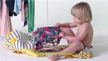 Des enfants essayent de s'habiller tout seuls pour la première fois... raté!