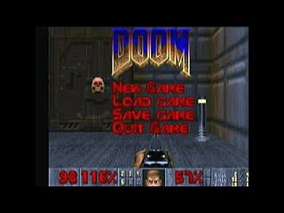 Ducksel Gaming - Classic Doom - E1M7: Computer Station
